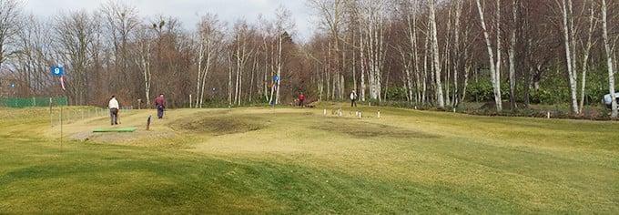 Yoshida Tourism Farm ark golf