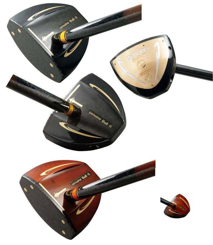 パークゴルフ中級者から上級者のクラブ選び