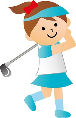 女性プレイヤーがパークゴルフをプレイする際の服装 春秋編