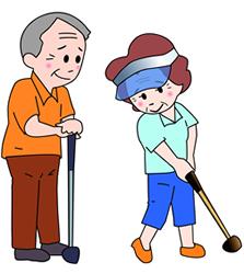 パークゴルフとは?初心者でも気軽にスタートできるが奥は深いスポーツ