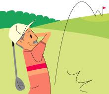 パークゴルフ石山ゴルフサークル