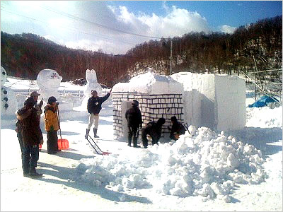 雪まつり2014