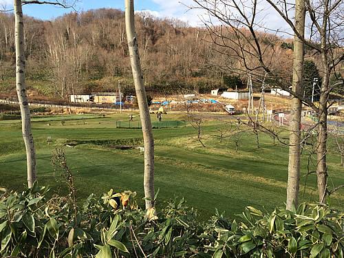 札幌パークゴルフ石山のコース